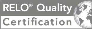 Relo Quality Certification Logo